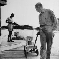 W. H. Auden, Fire Island, 1946