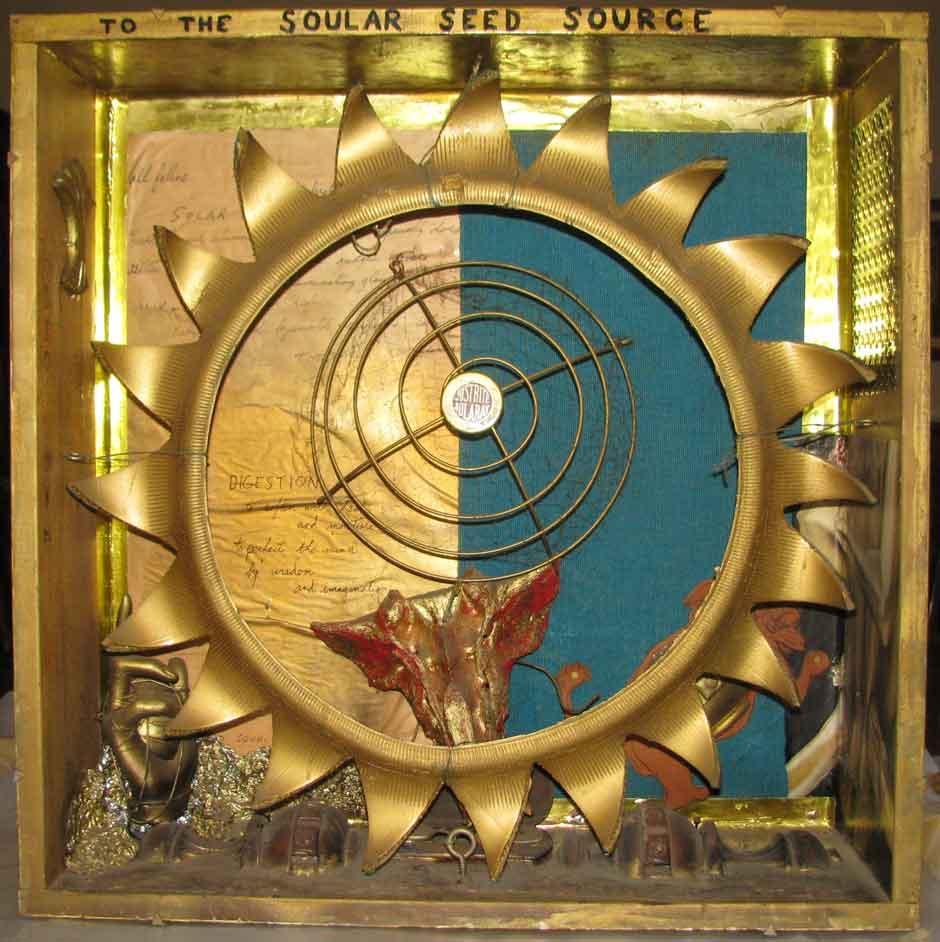 George Herms: The Zodiac Behind Glass.jpg