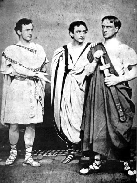 Booth Brothers in Julius Caesar.jpg