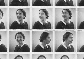 Elisabeth de Waal, Paris, 1926