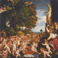 Titian: The Worship of Venus, 1518–1520