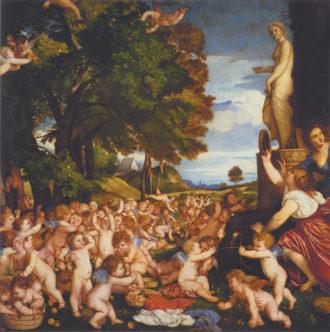 Titian: The Worship of Venus, 1518–1520