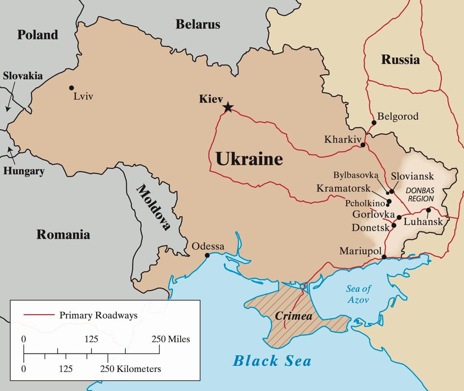 Zur Lage in der Ukraine / Donbas – Tatsächliche Wiederaufnahme der Feindseligkeiten im Donbas