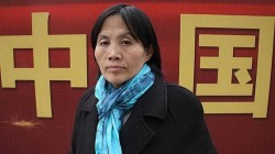 Chinese legal rights activist Cao Shunli (1961–2014)