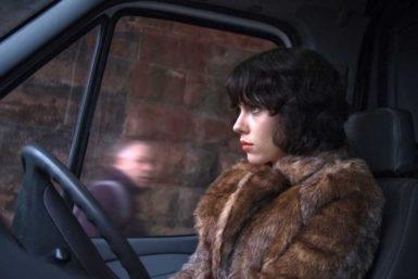 Scarlett Johansson in Jonathan Glazer's Under the Skin