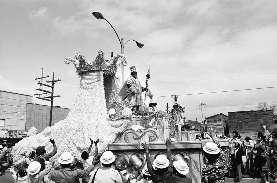 Lee Friedlander: Zulu Parade.jpg