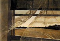 Andrew Wyeth: <i>Wind from the Sea</i>, 1947