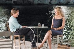 Ethan Hawke and Julie Delpy in <i>Before Midnight</i>