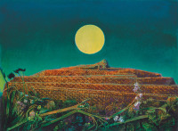 Max Ernst: The Entire City, 1935–1936