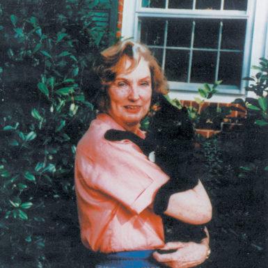 Elizabeth Spencer, Chapel Hill, North Carolina, late 1990s