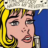 Roy Lichtenstein: The Melody Haunts My Reverie, 1965