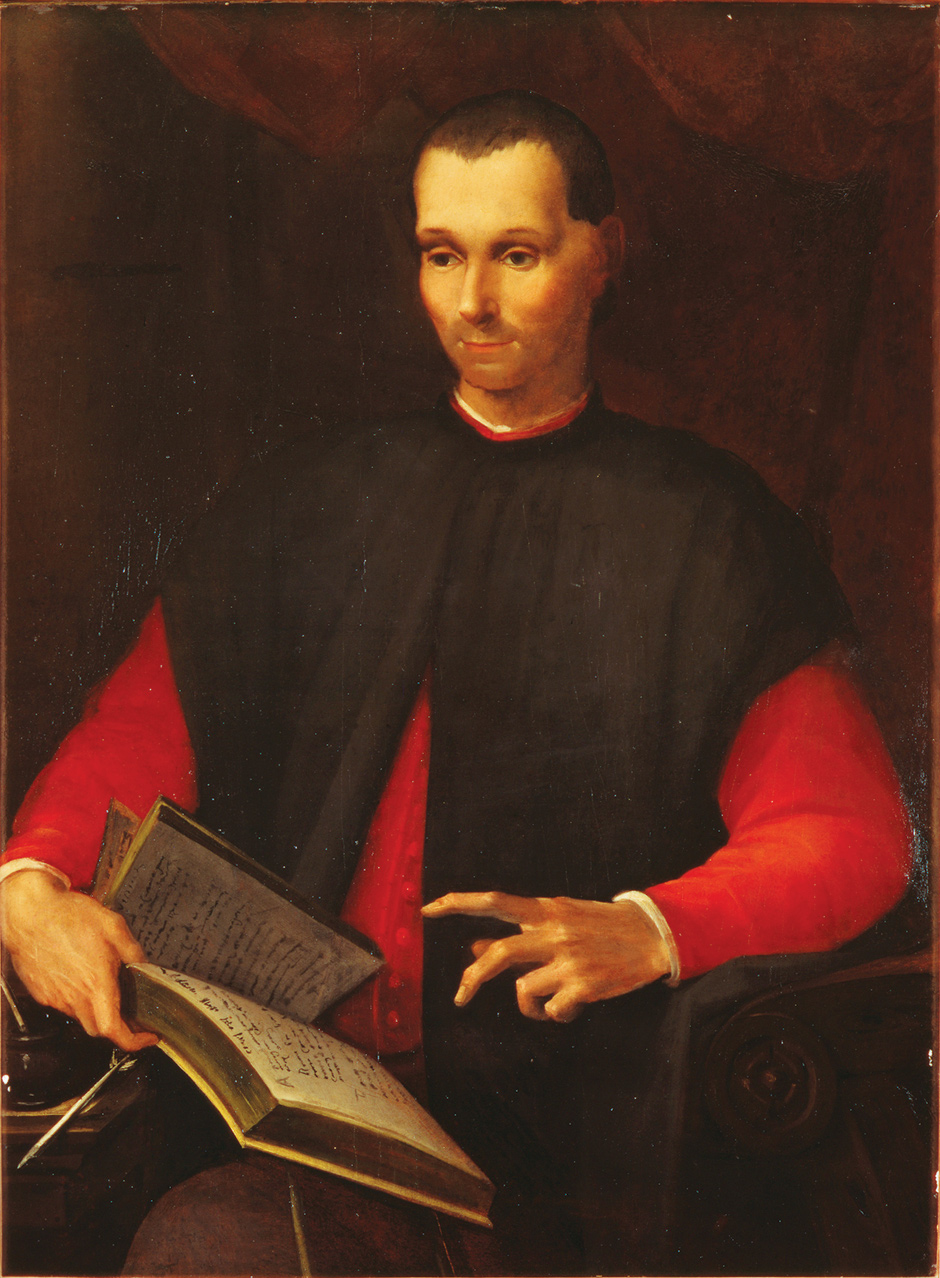 the prince niccolo machiavelli thesis