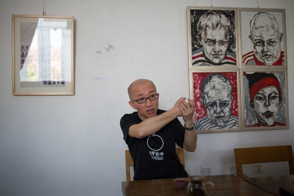Hu Jia gesturing.jpg
