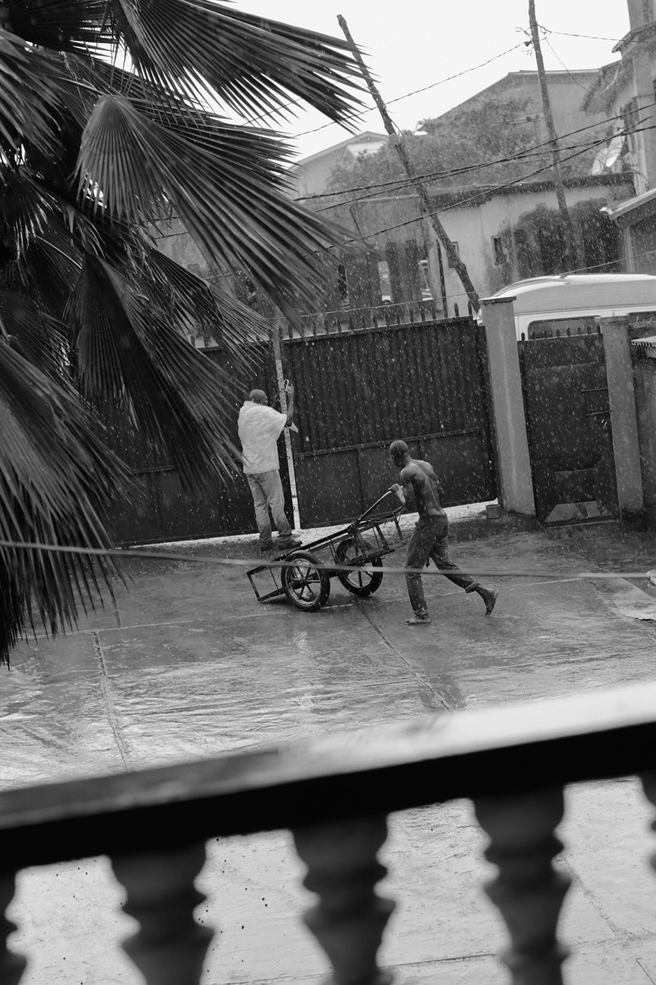 Lagos, 2013; photograph by Teju Cole