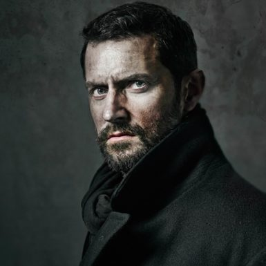 Richard Armitrage as John Proctor in Arthur Miller's The Crucible at the Old Vic