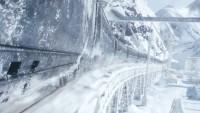 A scene from Bong Joon Ho's film Snowpiercer