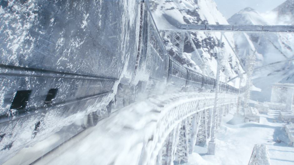Revolt On The Polar Express