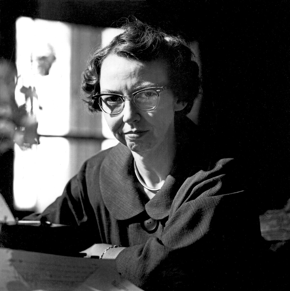 Flannery O'Connor, 1950s
