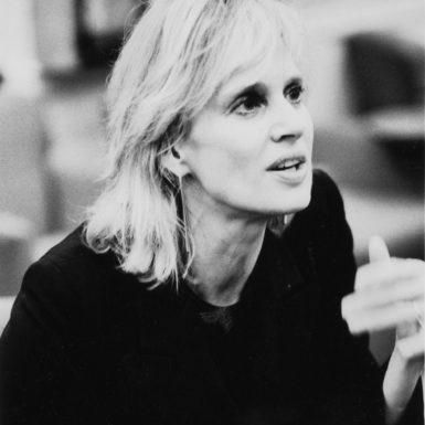 Siri Hustvedt, New York City, 2009