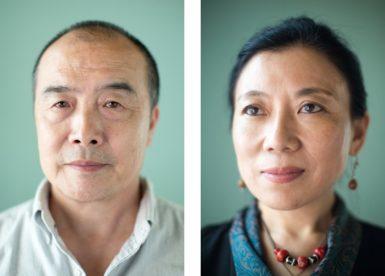 Wang Lixiong and Woeser