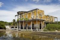 Richard Sexton: Ruin of a leper colony hospital, Caño del Oro, near Cartagena, Colombia, 2010