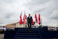 President Barack Obama, June 4, 2014