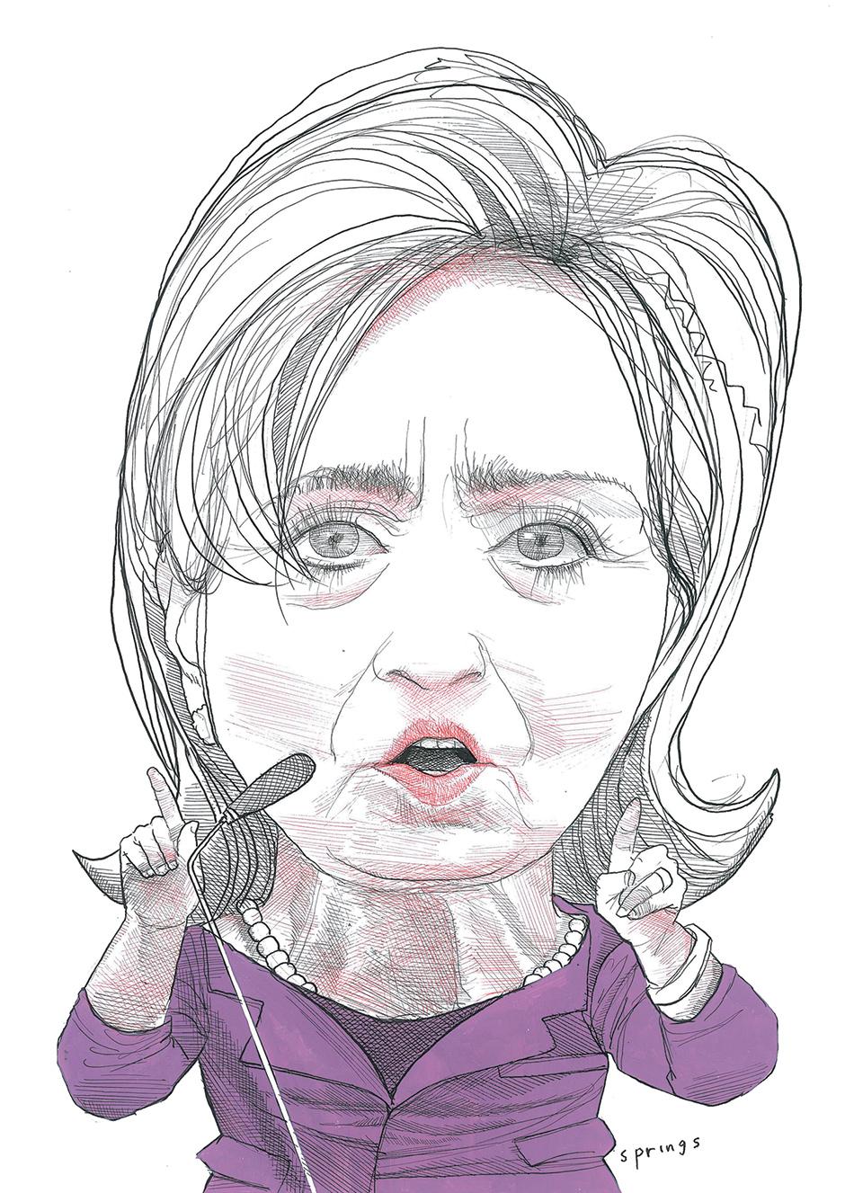 Hillary By Joseph Lelyveld The New York Review Of Books