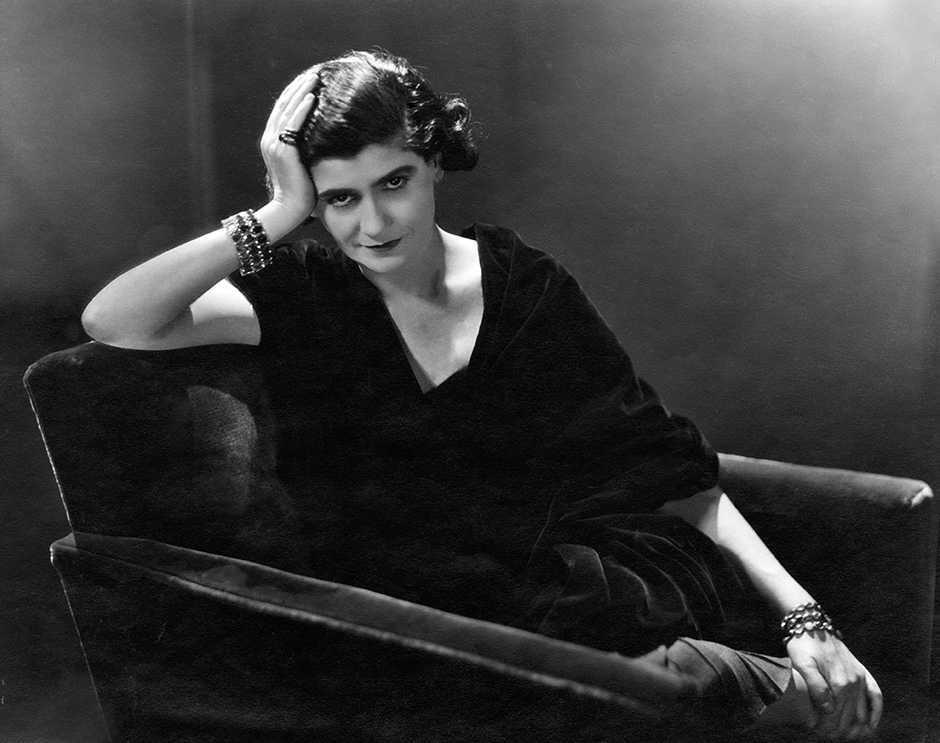 Gabrielle Chanel, 1931