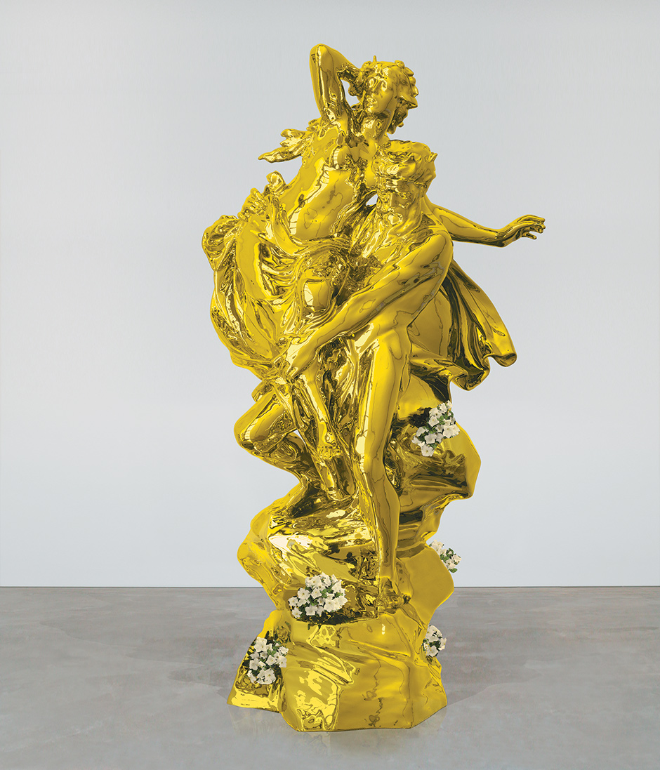 The Cult Of Jeff Koons By Jed Perl New York Review Books