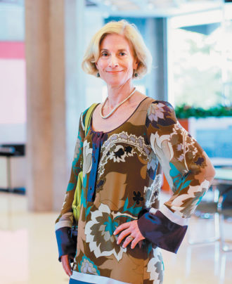Martha Nussbaum at the University of Chicago Law School, 2010