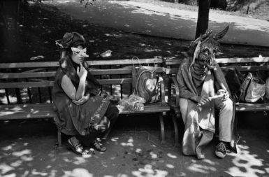 Central Park, New York City, 1970