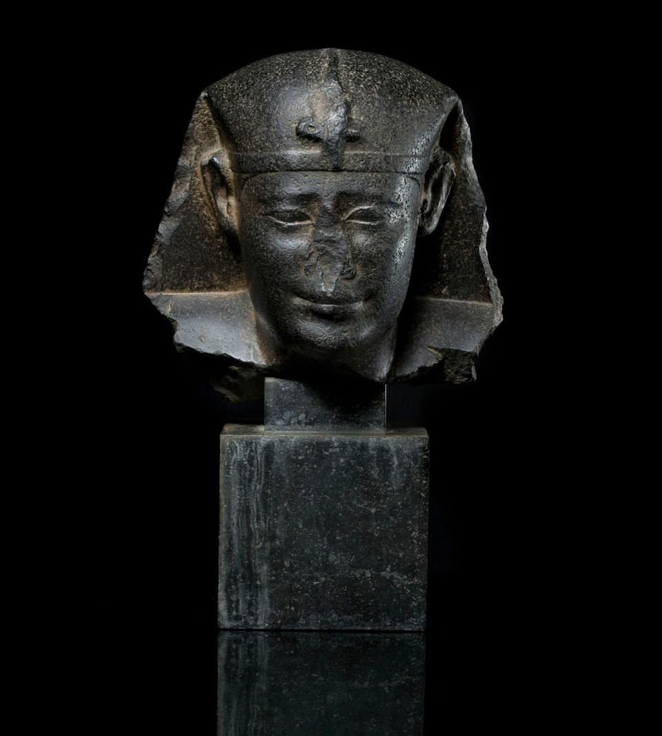 Head of a Ptolemaic Pharaoh .jpg