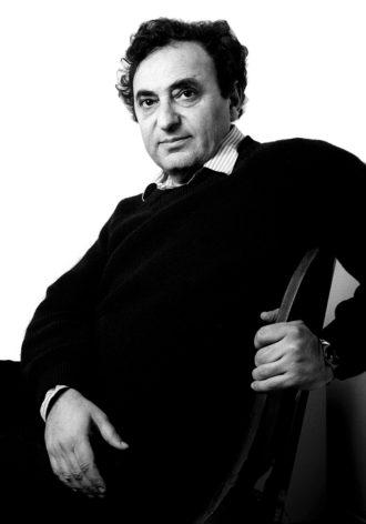 Juan José Saer, Paris, 1987