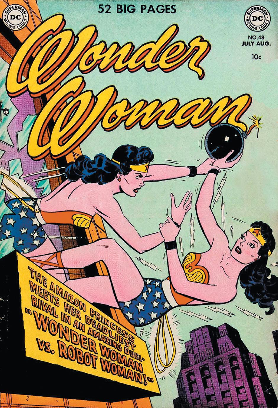 Wonder Woman Sex Story 64