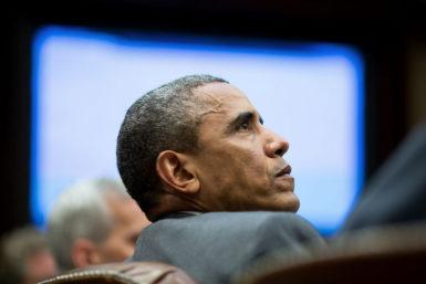 President Barack Obama at the White House, August 4, 2014