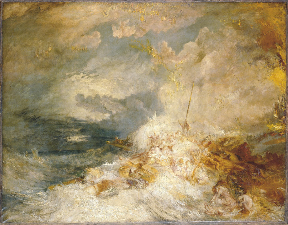 Jmw turner erotic