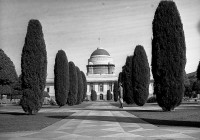 The Viceroy's House in New Delhi, designed by Edwin Lutyens