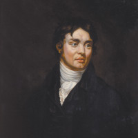 Samuel Taylor Coleridge; portrait by James Northcote, 1804