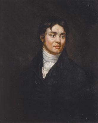 Samuel Taylor Coleridge; portrait by James Northcote, 1804