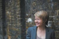 Sarah Waters, London, 2014