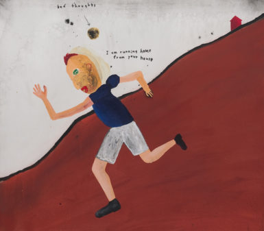 David Lynch: I Am Running Home from Your House, 2013