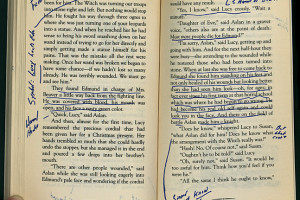 Book annotation