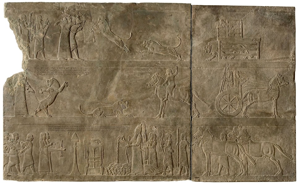lion hunt relief Assyria.jpg