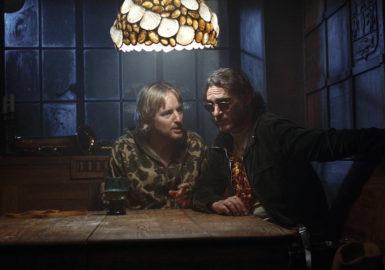 Owen Wilson and Joaquin Phoenix in Paul Thomas Anderson's Inherent Vice
