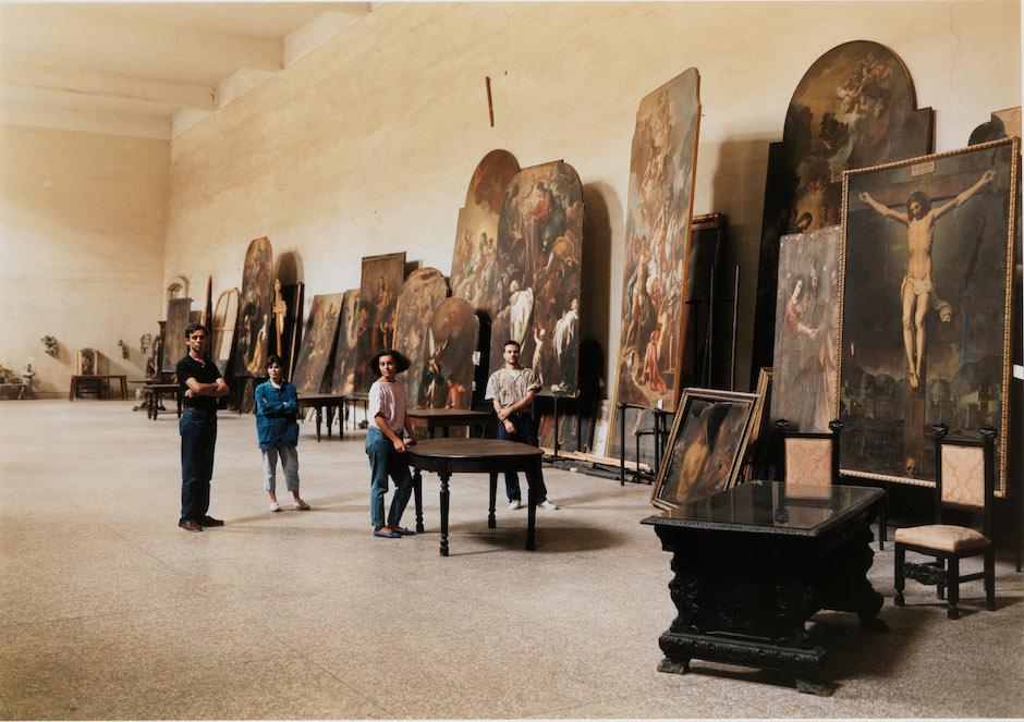 Struth restorers San Lorenzo.jpg