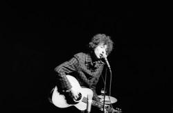 Bob Dylan at the Olympia, Paris, May 1966