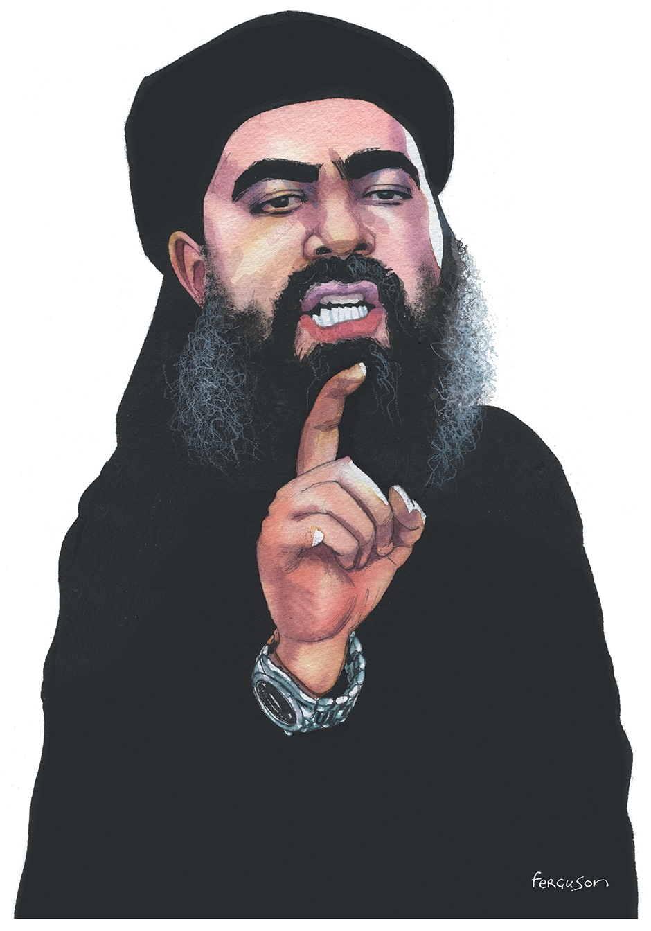 image Abu bakr al baghdadi