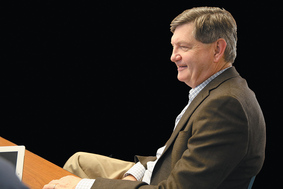 James Risen, Berkeley, California, November 2013