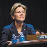 Senator Elizabeth Warren, Washington, D.C., 2013