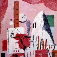 Philip Guston: The Studio, 1969